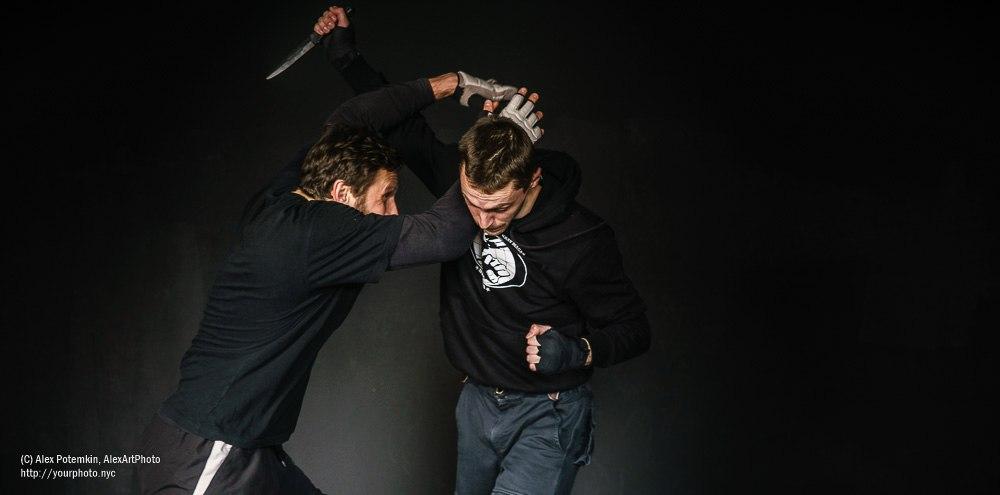 Уличные драки: реальная защита