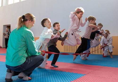 Формирование навыков безопасного поведения у детей